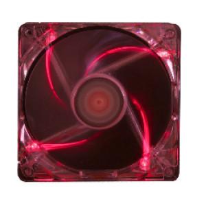 Xilence hladnjak za kućište 120×120×25mm, crveni LED