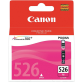 Tinta Canon CLI-526M  Magenta   original