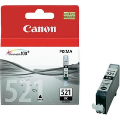 Canon tinta  CLI-521BK (crna), original