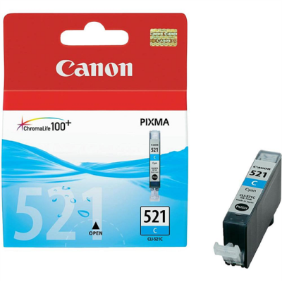 Canon tinta CLI-521C, cijan