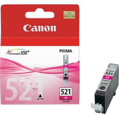 Canon tinta  CLI-521M  Magenta  original