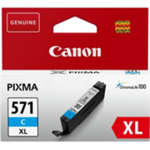 Canon tinta CLI-571C XL (plava), original