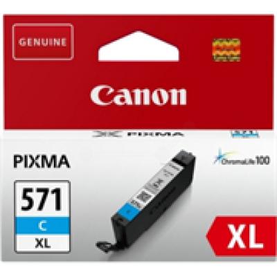 Tinta Canon CLI-571C XL (plava), original