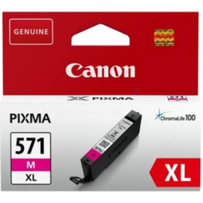 Canon tinta CLI-571M XL Magenta , original