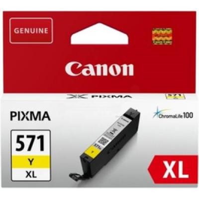 Canon tinta CLI-571Y, žuta