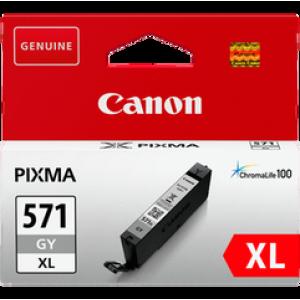 Canon tinta CLI-571GY XL (siva), original