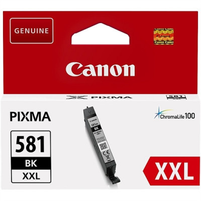Tinta Canon CLI-581BK XXL (crna), original