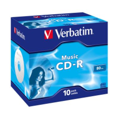 CD-R Verbatim 700MB Audio komad/V043365