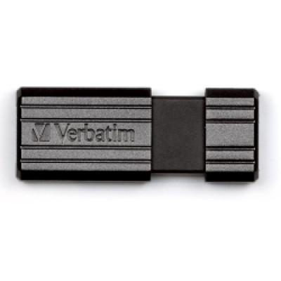 Verbatim USB2.0 PinStripe 32GB, crni- V049064
