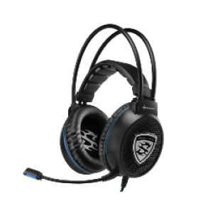 Sharkoon Skiller SGH1 stereo igraće  slušalice  sa mikrofonom, (PC, PS4, XBox One, Smartphones)