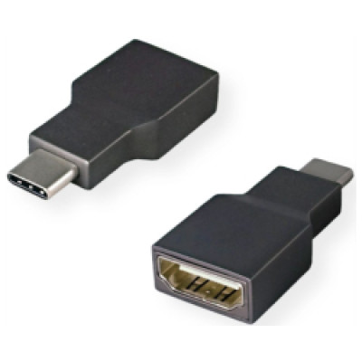 Roline adapter USB3.1 Type C - HDMI (M/F)
