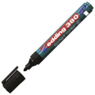 Marker za bijelu ploču 1,5-3mm Edding 360 crni