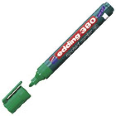 Marker Flipchart 1,5-3mm Edding 380 zeleni