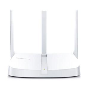 Mercusys bežični N usmjerivač (Router) 300Mbps (2.4GHz), 802.11n/g/b, 1×WAN , 3×LAN, 3×fiksna antena