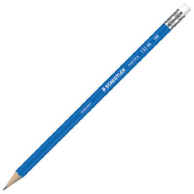 Olovka grafitna HB Norica s gumicom Staedtler 132 46