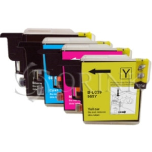 Orink tinta za Brother, LC-985/1100XL, crna