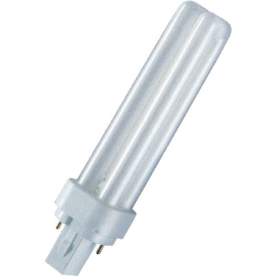 OSRAM  Štedna žarulja 172 mm  230 V G24d-3 26 W hladna bijela