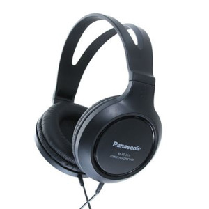 PANASONIC, RP-HT161E-K, slušalice  crne