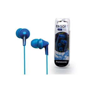 Panasonic slušal.in RP-HJE125E-A  -plave
