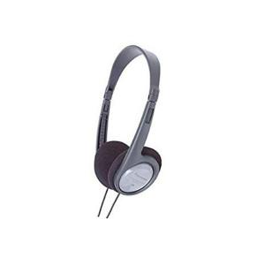 PANASONIC RP-HT030E-H,   slušalice sive