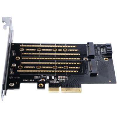 Orico M.2 NVME to PCI-E 3.0 x4 Expansion Card (ORICO PDM2)