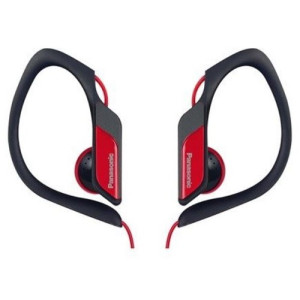 PANASONIC RP-HS34E-R In-Ear -  SPORT  Red