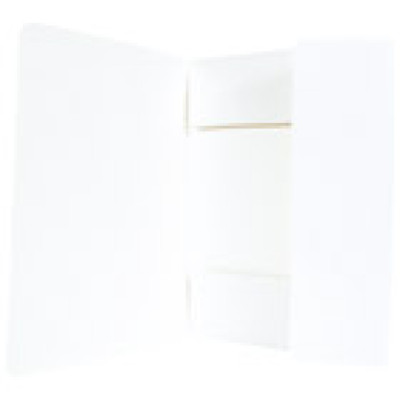 Fascikl klapa kromo karton A4 mat Fornax bijeli