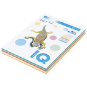 Papir ILK IQ Pastel A4 80g pk250 Mondi RB01 mix