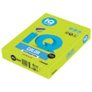Papir ILK IQ Intenziv A4 80g pk500 Mondi LG46 lipa zeleni