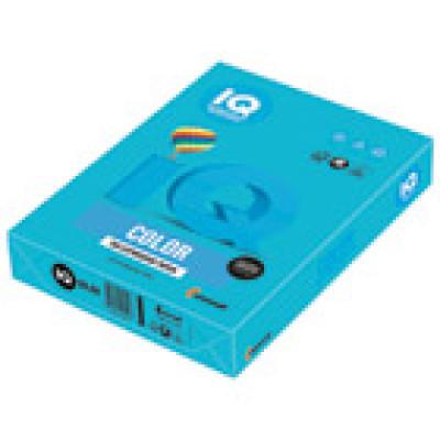 Papir ILK IQ Intenziv A4 80g pk500 Mondi AB48 azurno plavi