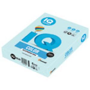 Papir ILK IQ Pastel A4 80g pk500 Mondi BL29 svijetlo plavi