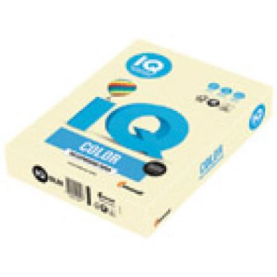 Papir ILK IQ Pastel A4 80g pk500 Mondi BE66 vanilija