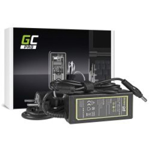 Green Cell PRO (AD25P) AC adapter 65W, 19V/3.42A, 5.5mm-2.5mm