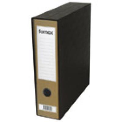 Registrator A4 široki u kutiji Prestige Fornax metalik zlatni