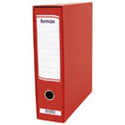 Registrator A4 široki u kutiji Fornax crveni