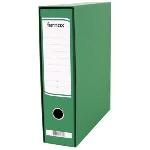 Registrator A4 široki u kutiji Fornax zeleni