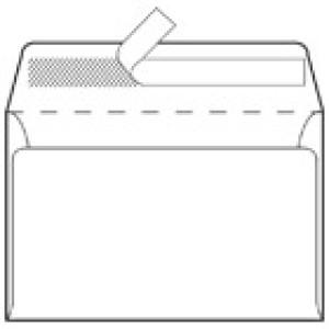 Kuverte B5-BB strip 80g pk100 Fornax