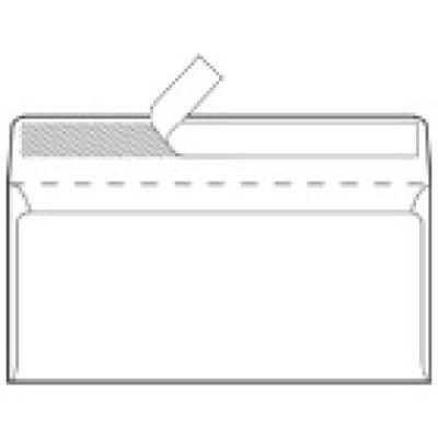 Kuverte ABT strip 80g pk100 Fornax