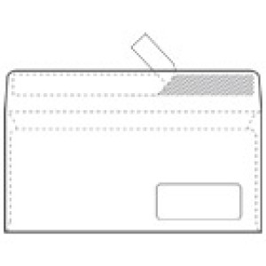 Kuverte ABT-PD strip 80g pk100 Fornax
