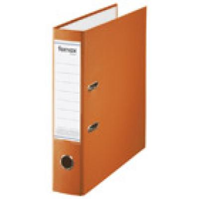 Registrator A4 široki samostojeći Master Fornax 15689 narančasti