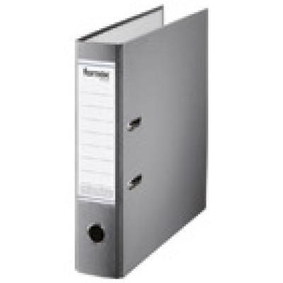 Registrator A4 široki samostojeći Master Fornax 15691 sivi