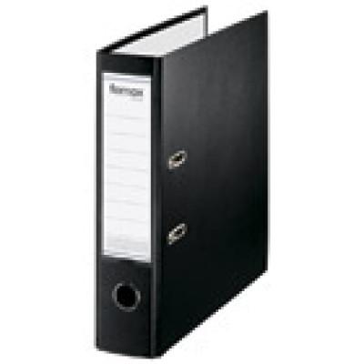Registrator A4 široki samostojeći Master Fornax 15693 crni