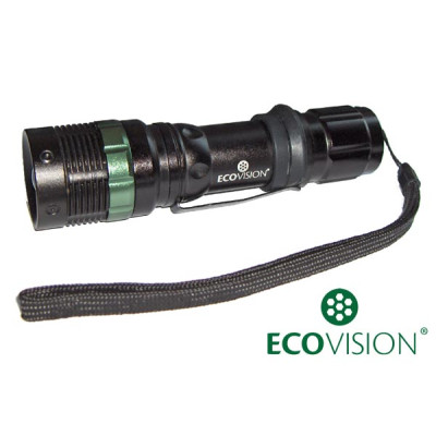 EcoVision LED ZOOM Cree Q3 ručna svjetiljka, 180lm